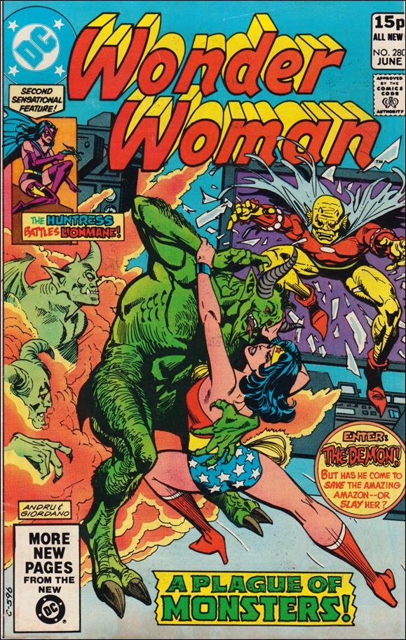 Wonder Woman (1942) 280-B by DC