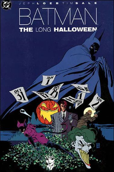 Batman: The Long Halloween 1-C by DC