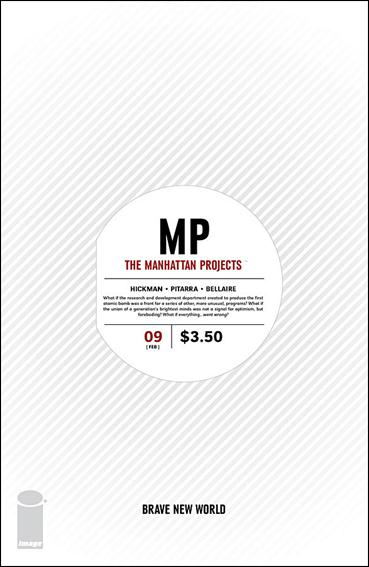 Manhattan Projects 9-A by Image