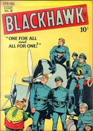 Blackhawk (1944) 18-A