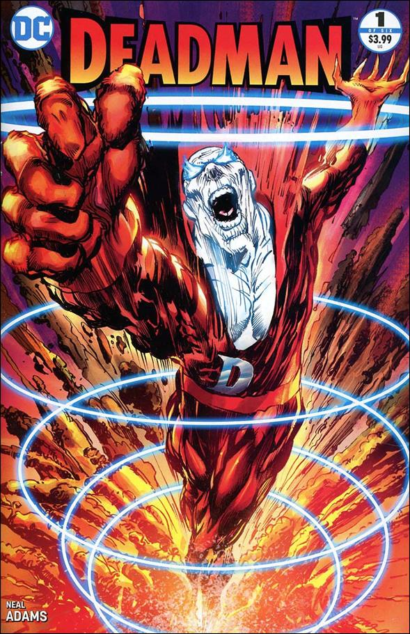 Deadman (2018) 1-C by DC