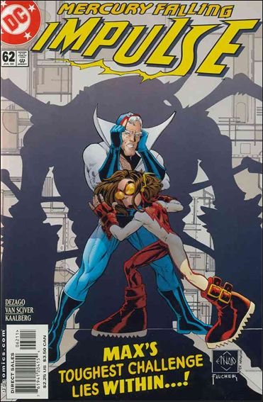 Impulse (1995) 62-A by DC
