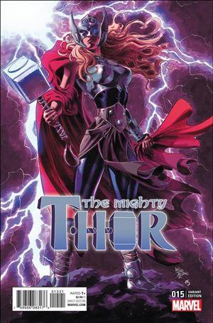 Mighty Thor (2016) 15-C