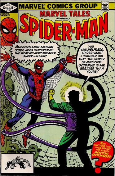 Marvel Tales (1966) 140-A by Marvel