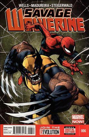 Savage Wolverine 6-A