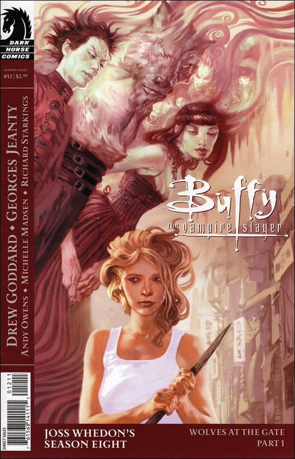 Buffy the Vampire Slayer Season Eight 12-A by Dark Horse