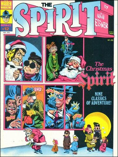Spirit (1974) 12-A by Kitchen Sink