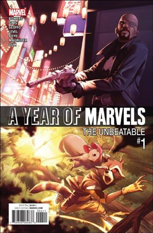 Year of Marvels: The Unbeatable 1-A