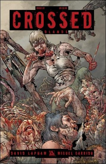 Crossed: Badlands 22-B by Avatar Press