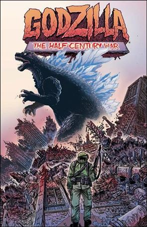 Godzilla: The Half-Century War nn-A