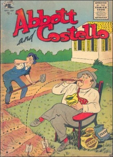 Abbott and Costello (1948) 32-A by St. John