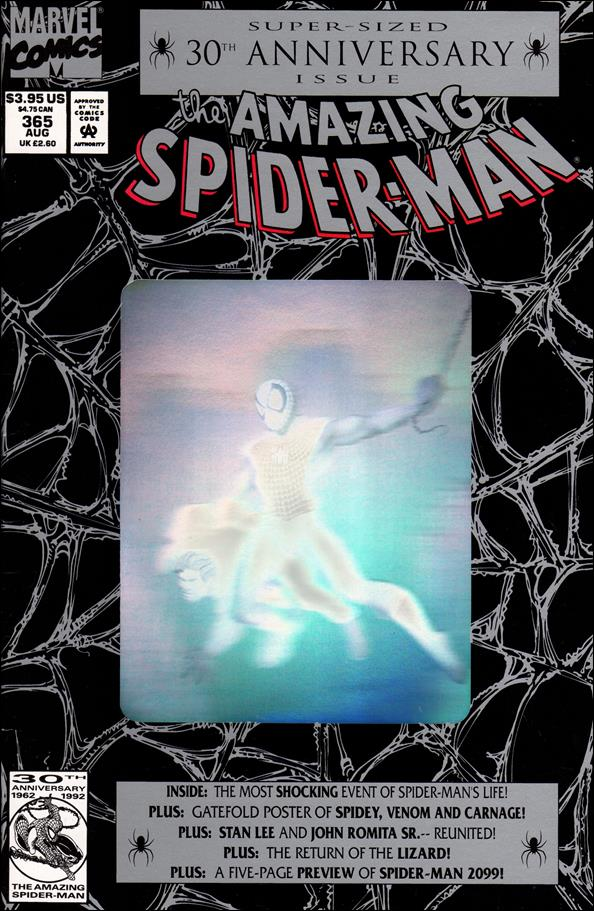 Amazing Spider-Man (1963) 365-A by Marvel