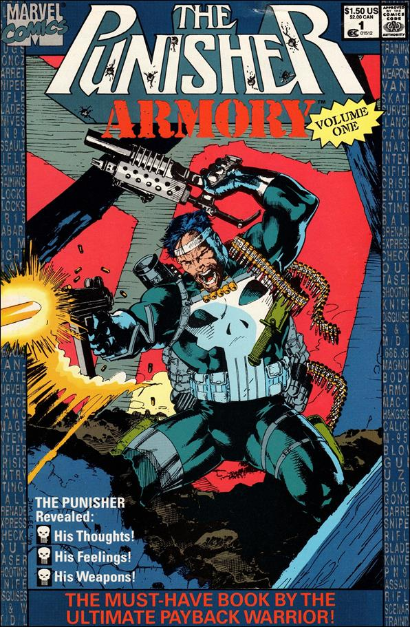 Punisher Armory 1-A by Marvel