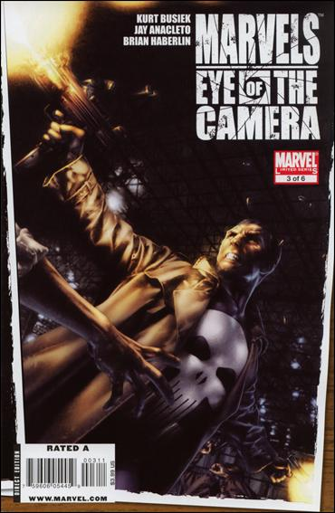 Marvels: Eye of the Camera 3-A by Marvel