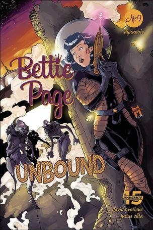 Bettie Page: Unbound 9-D