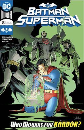 Batman/Superman (2019) 8-A