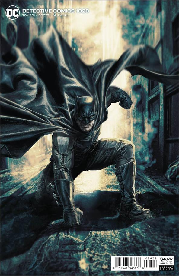Detective Comics (1937) 1028-B by DC