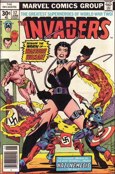 Invaders (1975) 17-A by Marvel