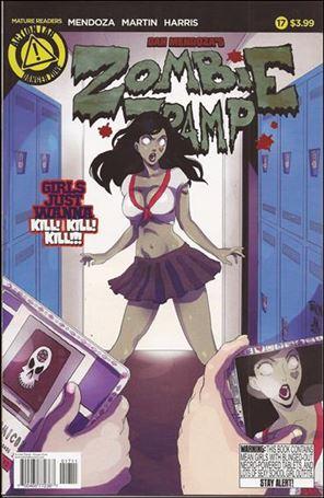 Zombie Tramp 17-A