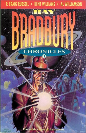Ray Bradbury Chronicles 1-A by Spectra Books