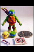 Teenage Mutant Ninja Turtles Minimates (Series 2) Sewer Leonardo