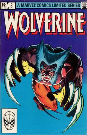 Wolverine (1982) 2-A