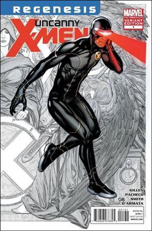 Uncanny X-Men (2012) 1-C