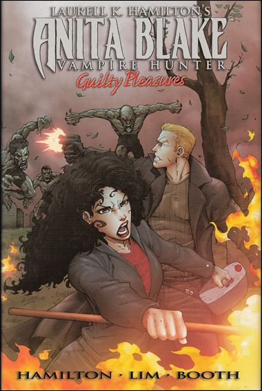 Anita Blake: Vampire Hunter - Guilty Pleasures 2-A by Marvel