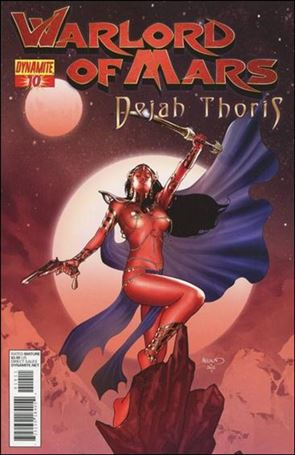 Warlord of Mars: Dejah Thoris 10-B