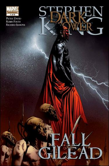 Dark Tower: The Fall of Gilead 1-A by Marvel