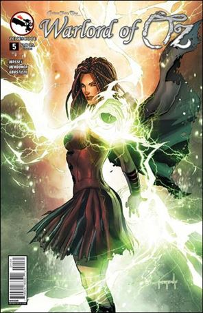 Grimm Fairy Tales Presents Warlord of Oz 5-C