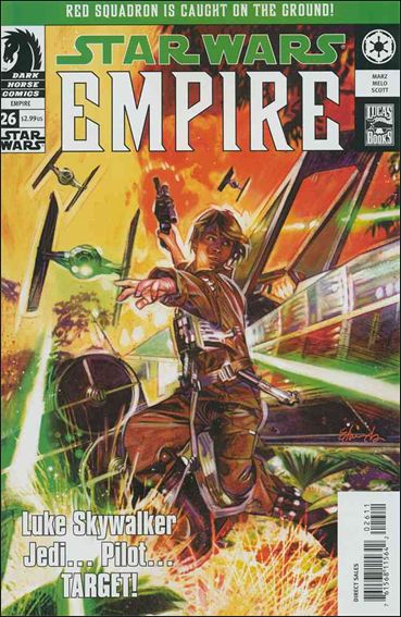 Star Wars: Empire 26-A by Dark Horse