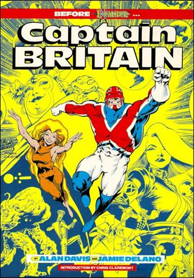 Captain Britain nn-A by Marvel