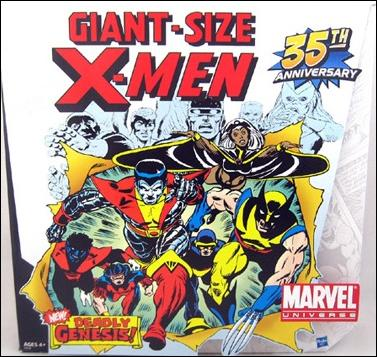 Marvel Universe (6-Packs) Giant-Size X-Men 6-Pack by Hasbro