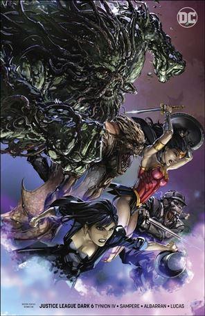 Justice League Dark (2018) 6-B