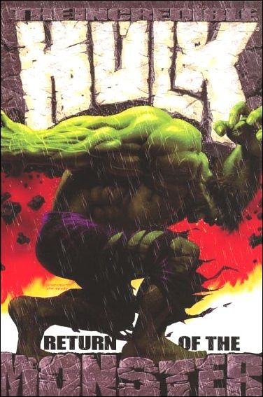 Incredible Hulk (2002) 1-B by Marvel
