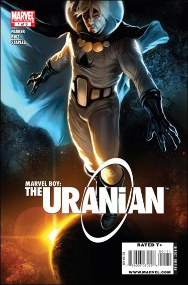 Marvel Boy: The Uranian 1-A by Marvel
