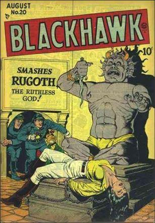 Blackhawk (1944) 20-A