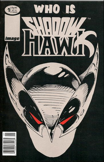 ShadowHawk (1992) 1-B by Image