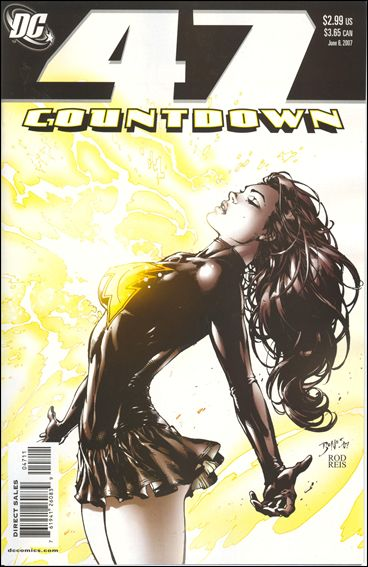 Countdown (2007) 47-A by DC