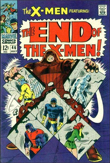 X-Men (1963) 46-A by Marvel