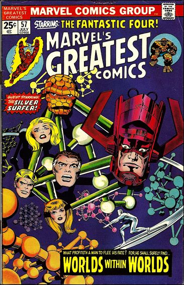 Marvel's Greatest Comics 57-A by Marvel