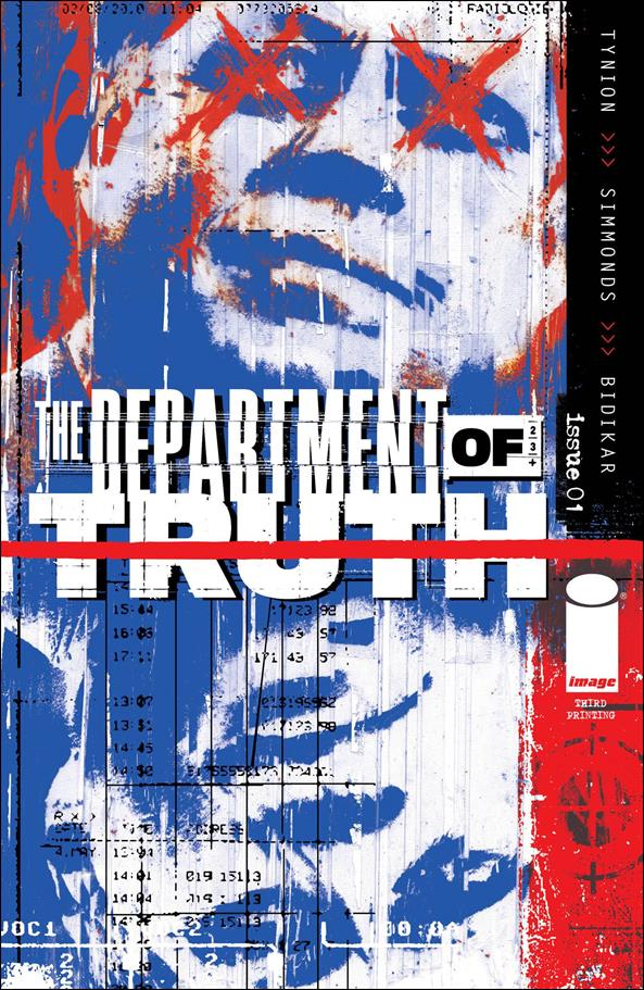 Department of Truth 1-K by Image