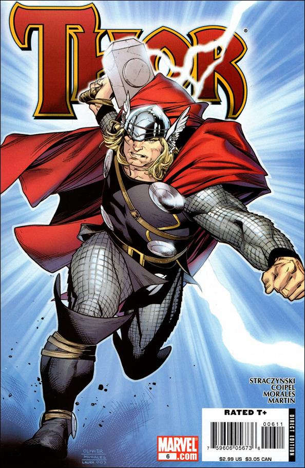 Thor (2007) 6-A by Marvel