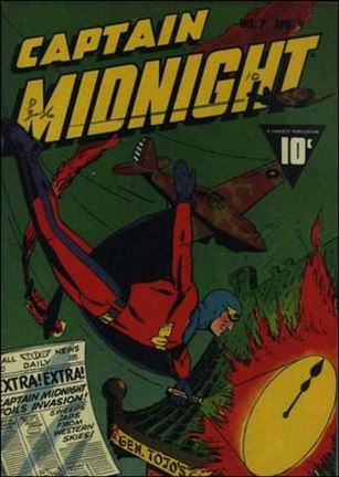 Captain Midnight (1942) 7-A