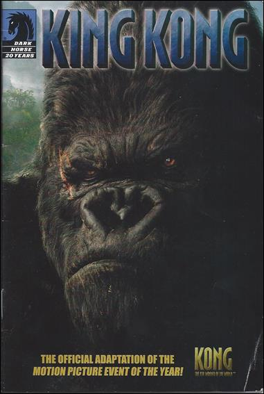 King Kong: The 8th Wonder of the World Movie Adaptation nn-B by Dark Horse