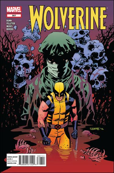 Wolverine (1988)  307-A by Marvel