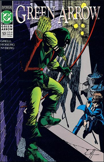 Green Arrow (1988) 53-A by DC