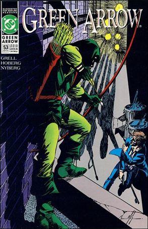 Green Arrow (1988) 53-A