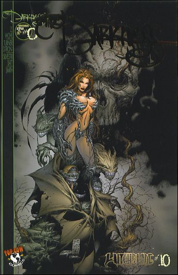 Witchblade 10-C by Top Cow